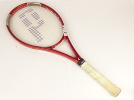 "Prince TT Hornet Mid Plus 100 M925 4 1/2"" Tennis Racquet Good Condition - $41.13"