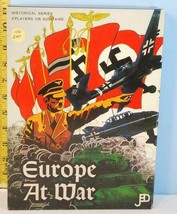 Europe at War Historical Series Jedko Games 1985 Punched WG200 - $94.05