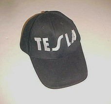 Tesla Electric Cars Vehicle California  Adult Unisex Black White Cap One... - $34.64