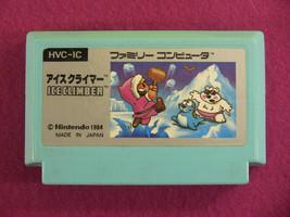 Ice Climber (Nintendo Famicom FC NES, 1984) Japan Import - $8.35