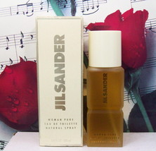 Jil Sander Woman Pure EDT Spray 3.4 FL. OZ. NWB. Vintage - $279.99