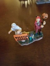 Lemax Spooky Town Collection - Haunted House Visitors -2002- Retired #22601 - $17.99
