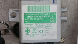 06 Bmw X3 3.0i N52 Engine Control Module Computer Ecu Ecm Ignition Immo 7561382 image 4