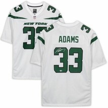 Jamal Adams Jets Signed Nike White Game Jersey Fanatics. - $272.25