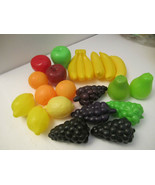 Fruit Lot A3 Realistic Fake Play Food Pretend Kitchen Fun Stage Prop Hom... - $17.00