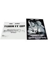 2 2000 TURN IT UP Movie 8x10 AD SLICKS Ja Rule Advertising Promo Element... - $9.99