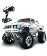 HG P407 1/10 2.4G 4WD Rally Rc Car for TOYATO Metal 4X4 Pickup Truck Roc... - $416.20