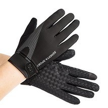 Workout Gloves, Full Palm Protection & Extra Grip, Gym Gloves for Weight... - £11.94 GBP