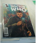 Doctor Who 10th Doctor #1 1st Print Titan Comics Alice Zhang Cover NM- - $6.81