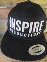 Inspire Productions Snapback Adjustable Adult Hat Cap - $8.90