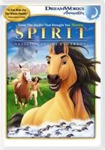 Spirit: Stallion of the Cimarron [DVD]