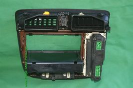 01-05 Acura EL Honda Civic Radio Bezel AC Control Dash Vents WoodGrain Trim image 5