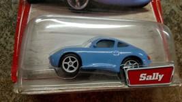 Sealed 2005 Mattel Pixar Disney Desert Series Cars Sally A/1F/1/12C  Filmore image 2