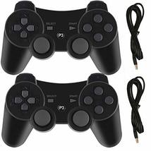 PS3 Controllers for Playstation 3 Dualshock Six-axis, Wireless Bluetooth Remote  - $28.70