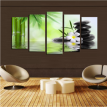 5 Pieces Buddha Nature Canvas Prints Painting W... - $36.99 - $126.99