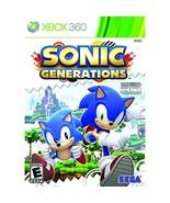 Sega Sonic Generations X360 - $32.33