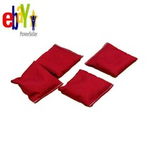 Red Bean Bags (Set Of 4) - $36.64