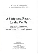 A Scriptural Rosary for the Family image 2