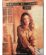 REBECCA ST JAMES GOD SONGBOOK HAL LEONARD - $8.86