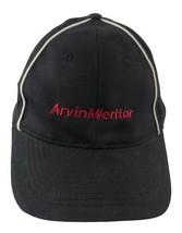 Arvin Meritor Slazenger Embroidered Strapback Golf Cap Hat Black - $13.85