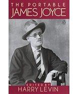 The Portable James Joyce [Paperback] James Joyce and Harry Levin - $2.31
