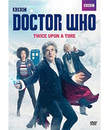 DOCTOR WHO DVD - TWICE UPON A TIME (2018) - NEW UNOPENED - BBC - $26.99