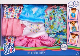 Baby alive mix n  match outfit set thumb200