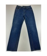 VTG 80S LEE RIDERS HIGH WAIST STRAIGHT LEG SIZE 10 - $22.80
