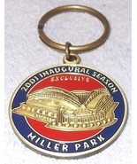 Miller Park Milwaukee Wisconsin Opening Night April 6 2001 Key Rig Fob L... - $19.95
