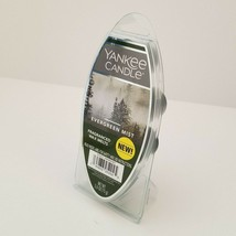 Yankee Candle Fragranced Wax Melts Evergreen Mist Pack of 6 NEW - $12.45