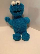 Sesame Street bean bag Plush Cookie Monster doll Gund - $8.86