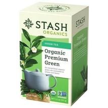 Stash Premium Organic Green Tea - 18 Tea Bags - $9.67
