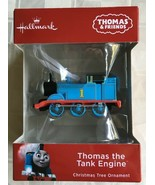 Hallmark Thomas the Tank Engine Christmas Tree Holiday Ornament 2018 NEW... - $14.99