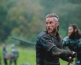 Travis Fimmel In-Person AUTHENTIC Autographed Photo COA SHA #27210 - $65.00
