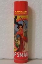 Lip Smacker Elena Of Avalon Adventurous Vanilla B EAN Flan Disney Lip Balm Red - $3.50