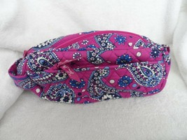 Vera Bradley Retired Travel Toiletry Trip Kit in Boysenberry - $24.50