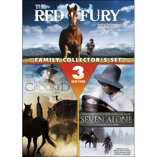The Red Fury / Against a Crooked Sky / Seven Alone Dvd