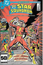 All Star Squadron Comic Book #52 Dc Comics 1985 Near Mint New Unread - $6.89