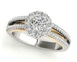 Yellow gold engagement ring 50867 e.alt thumb155 crop