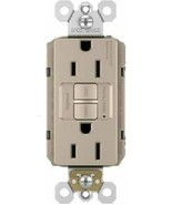 (New) Pass & Seymour  15 Amps 125 Volt  GFCI Outlet  Nickel - $23.75