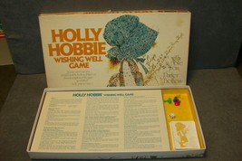 Holly Hobbie Wishing Well Board Game [100% COMPLETE] Parker Brothers 1976 - $8.00