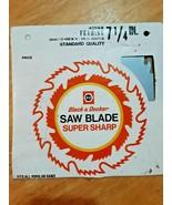 "Black & Decker Circular Saw Blade Framing 7 1/4"", Diamond Arbor Hole onl... - $8.90"