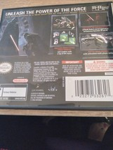 Nintendo DS Star Wars: The Force Unleashed image 2