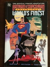 Batman & Superman Adventures World's Finest 1997 DC Comics - Dini Staton... - $13.29
