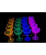 Asst blacklight champagne glasses3 thumbtall