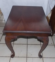 Cherry End Table / Side Table by Lane - $299.00