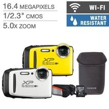 FUJIFILM Finepix XP130 Digital Camera Bundle - $259.00