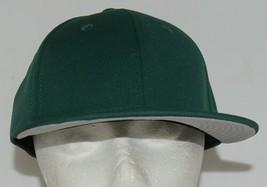 OC Sports Medium Large Dark Green ProFlex Cap Polyester TGS1930X image 1