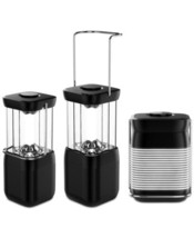 """Black Series Hammer and Axe 3-Pk. Collapsible Lantern (Black, 8.6"""" x 13""""... - $53.04 CAD"""