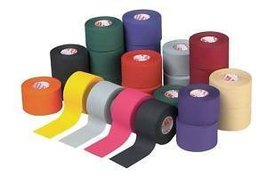 M-Tape Colored Athletic Tape - Yellow - Each - $6.99